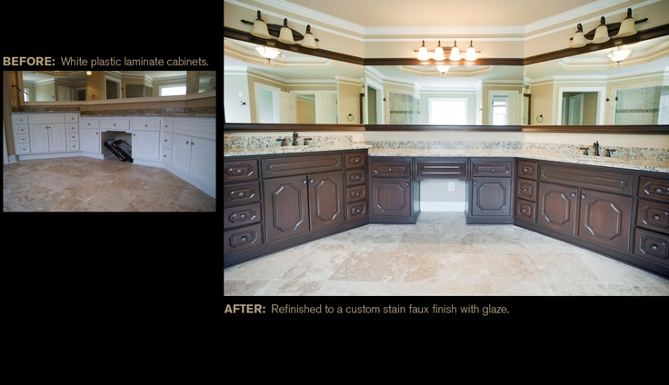 34 best ccff bathroom before afters images on pinterest bath remodel bathroom remodeling Bathroom cabinets marietta ga