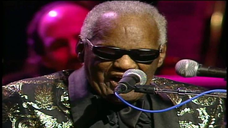 Ray Charles -  America,The Beautiful (LIVE) HD AMERICA IS BEAUTIFUL! WHEN WE UNITE TOGETHER AND SHARE BEING ALL CITIZENS, NOT JUST SOME OF US BEING CITIZENS! :) <3