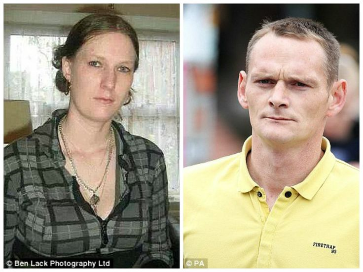 I'm so sick of these f***wit chavs who use their dangerous dogs as a penis extension! In December 2013, pregnant mom of four Emma Bennett (left) was mauled to death by her partner Lee Horner's (right) two banned-breed pitbull-type dogs. Horner had once threatened to sic the dogs on social workers (one was eight months pregnant) who had visited their home in Leeds, West Yorkshire, UK. Horner, who has 39 previous unrelated offences, admitted owning banned dogs and will be sentenced in July…