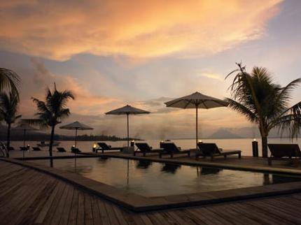 Kima Bajo Resort,Manado,Sulawesi Utara