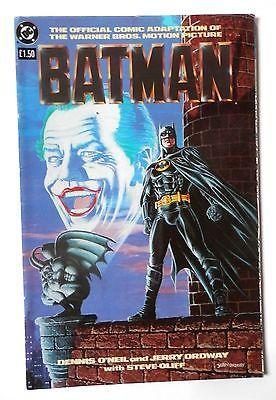 Batman marvel dc #comic 1st edition #joker film #nicholson,  View more on the LINK: http://www.zeppy.io/product/gb/2/262367614830/