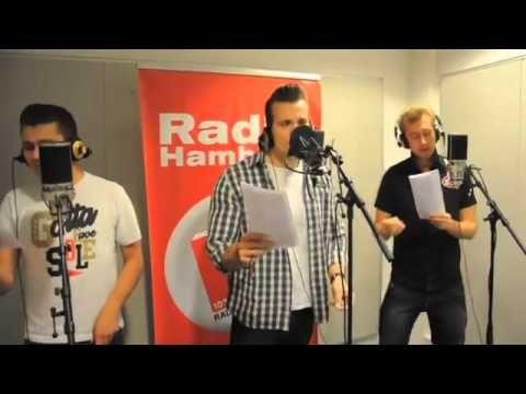 The Baseballs - Born this way (Live bei Radio Hamburg) - YouTube