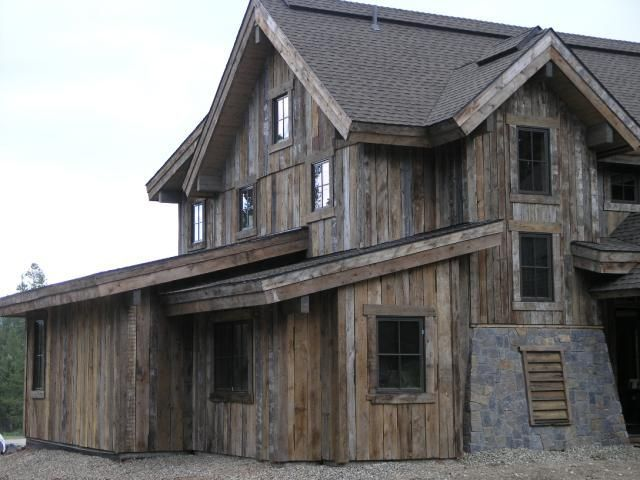 Really It Is Old Barn Wood So It Will Make Your Project