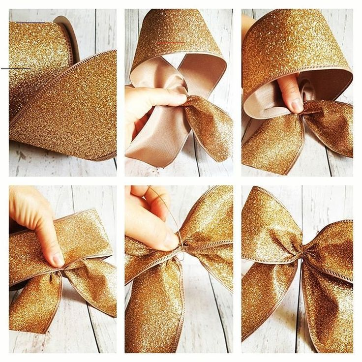 """Rachael on Instagram """" How to make beautiful bows to glam"""
