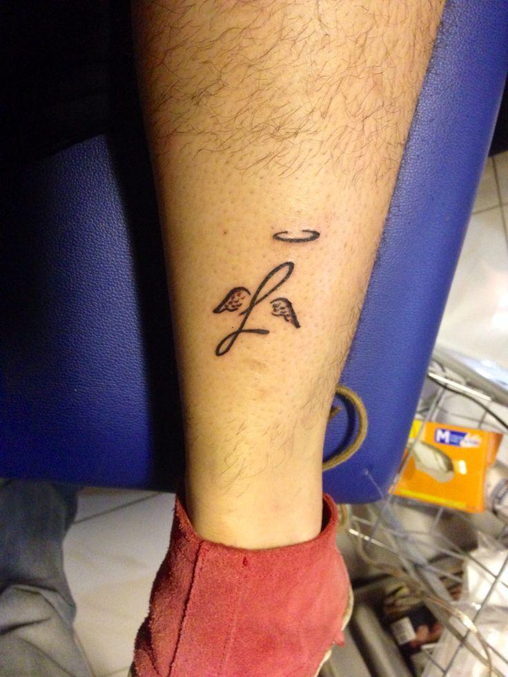 In memoria di un amico volato in cielo !!! #tattoo