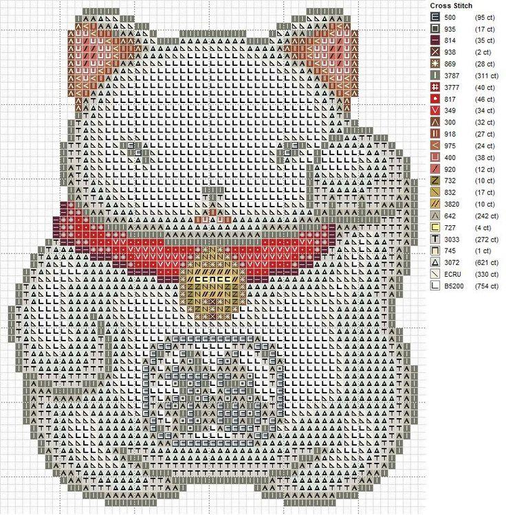 Lucky Cat pattern by carand88 on DeviantArt