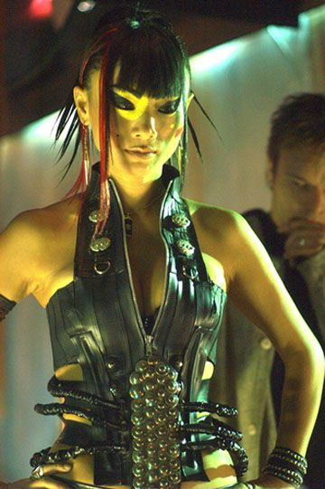 The Gene Generation - starring Bai Ling as Michelle
