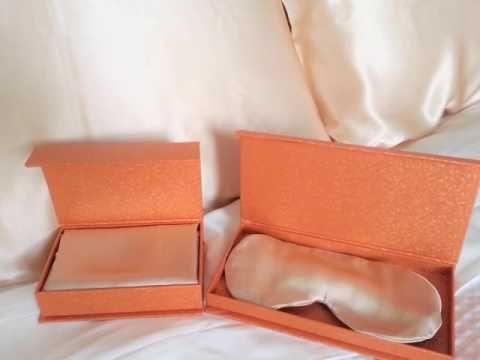 100%  Silk pillowcases with Elite Silk