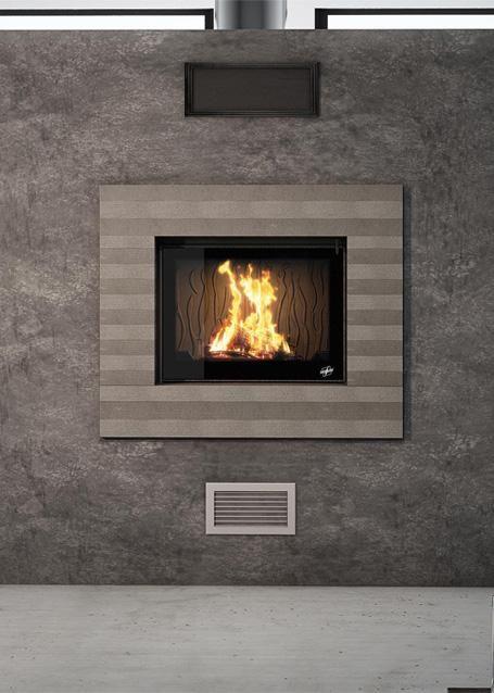 best 25 insert chemin e ideas on pinterest poele design. Black Bedroom Furniture Sets. Home Design Ideas