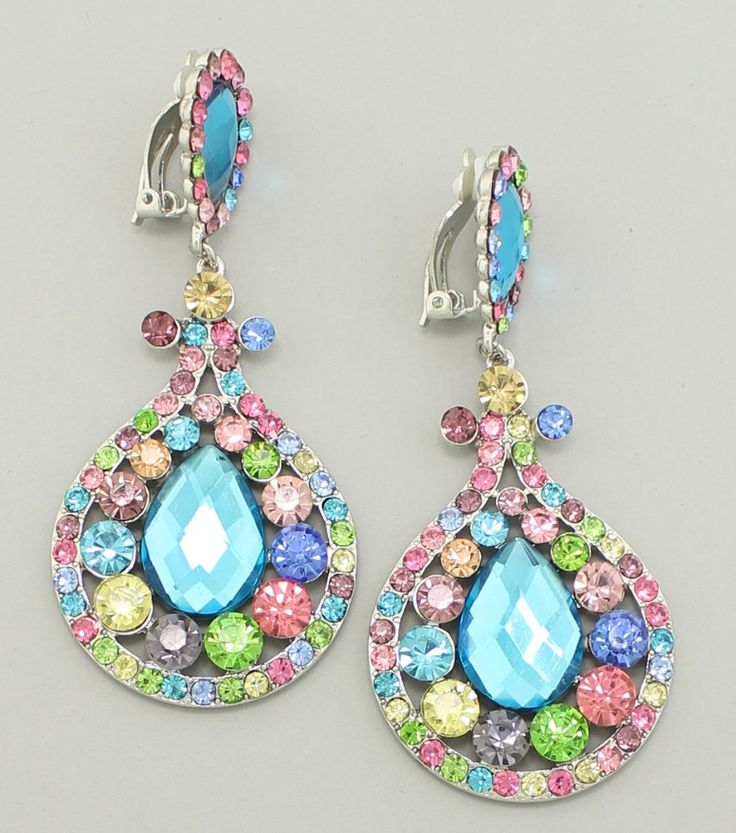 153 best Pageant Earrings | Prom Earrings | Fashion Jewlery by L&M ...