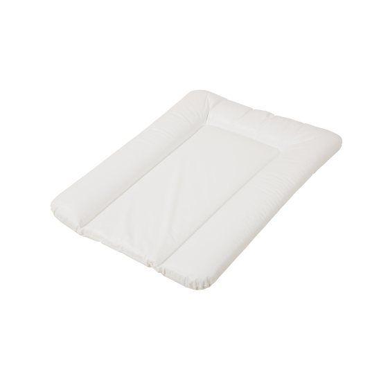 Rotho Babydesign, ÖKO-TEX pelenkázó alátét, 50 x 70 cm puha háttal, fehér