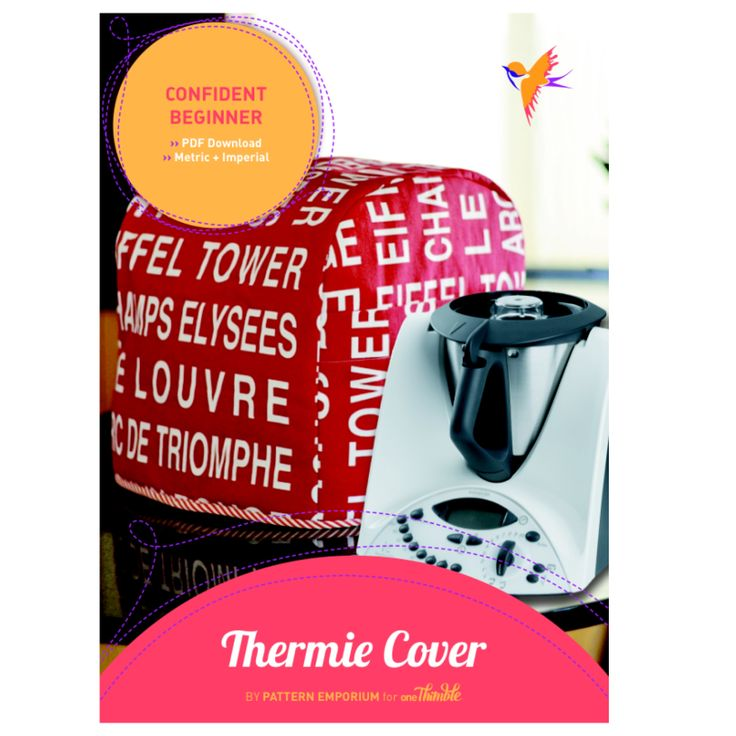 Thermie Cover PDF Pattern