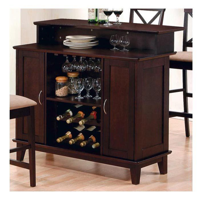 alexandria expandable home bar liquor cabinet see more from brookstone this bar will add style to any existing dcor