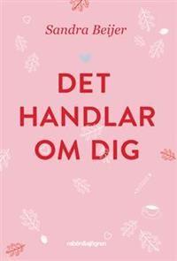 http://www.adlibris.com/se/organisationer/product.aspx?isbn=9129689740 | Titel: Det handlar om dig - Författare: Sandra Beijer - ISBN: 9129689740 - Pris: 132 kr