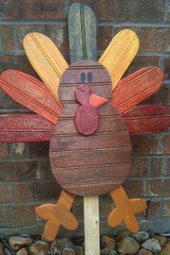 thanksgiving yard decorations  Thanksgiving Turkey Fall