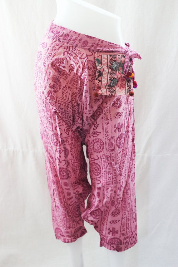 Harem Pants  Aladdin Pants  Yoga Pants  Harem by ztomhomeshop