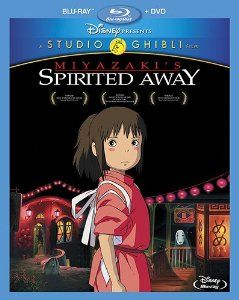 Amazon.com: Miyazaki's Spirited Away [Blu-ray]: Daveigh Chase, Lauren Holly, Michael Chiklis, Suzanne Pleshette, Jason Mardsen, Tara Strong, Susan Egan, John Ratzenberger, David Ogden Stiers, Hayao Miyazaki, Original Story And Screenplay By Hayao Miyazaki: Movies & TV