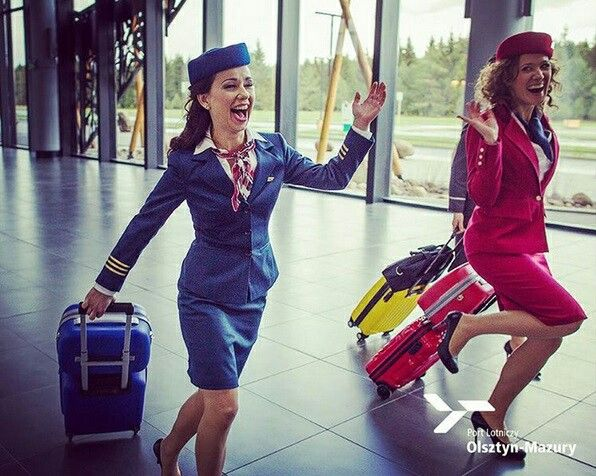 Wspomnienie sesji zdjęciowej dla #teatrolsztyn #mazuryairport #mazurylotnisko #lotnisko #lotniskoszymany #lotniskomazury #mazury #szymany #stewardess