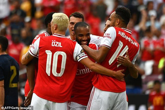 FIVE THINGS WE LEARNED FROM ARSENAL 2-2 REAL MADRID