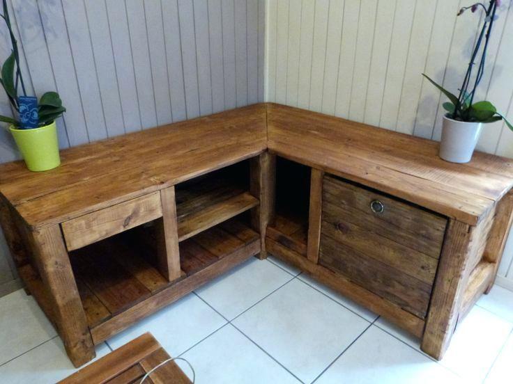meuble bas d angle salon meuble angle