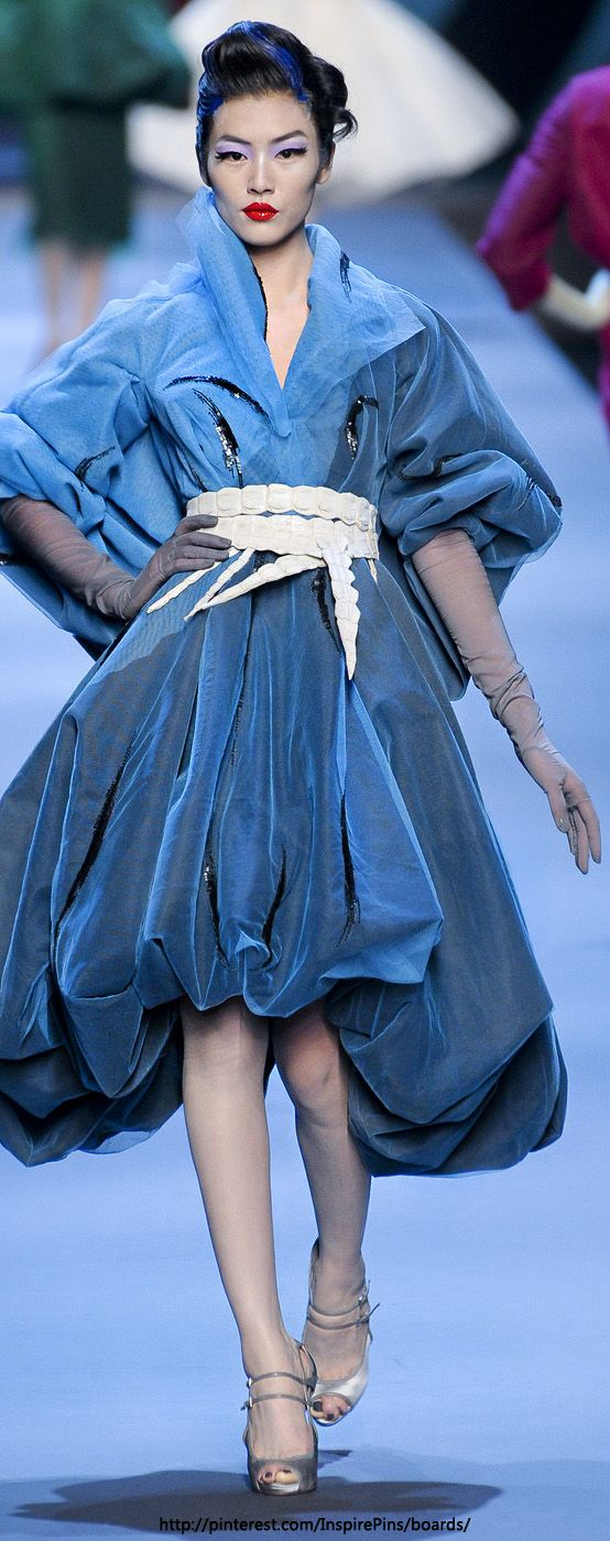 Couture Spring 2011 - Christian Dior by John Galliano