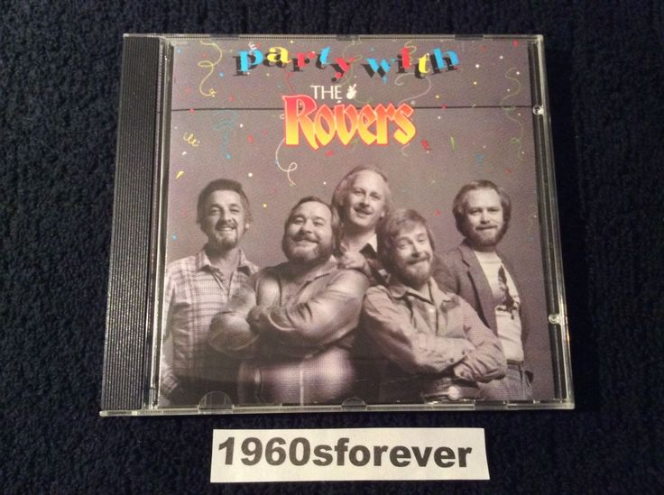 The Irish Rovers – Party With The Rovers CD (Wasn't That A Party) MINT- | eBay