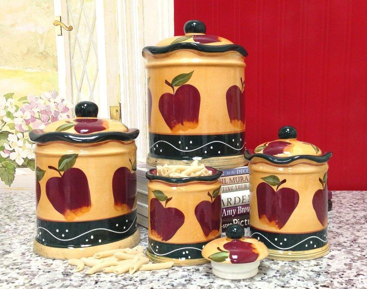 10 Ideas About Apple Kitchen Decor On Pinterest Country