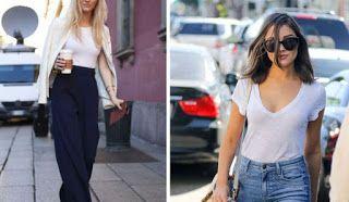 Pólók és ruházat: Egy felső, 5 viselet: így hordd idén nyáron a fehé...