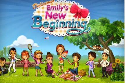 Delicious 10 - Emily's New Beginning. Fantastic new edition to the series! New features include setting the menu for each day!