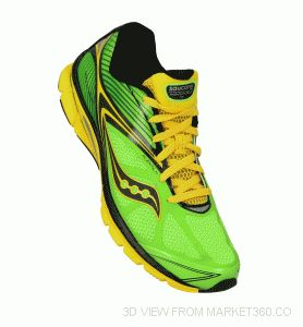 Saucony Kinvara 4 Running Shoes
