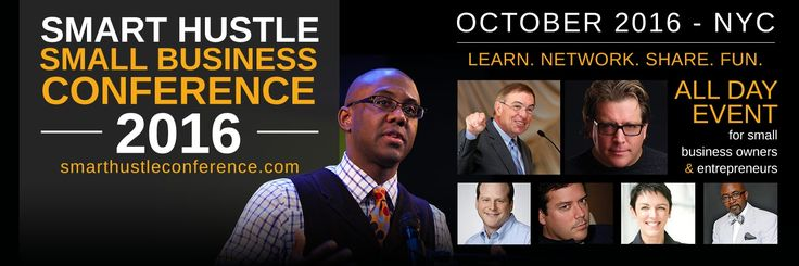 Smart Hustle Magazine will be hosting their Small Business Conference on Thursday, October 20, 2016 at the The Graduate Center, CUNY in New York City. This one-day conference will dive into the art of relentless networking, the pillars of business success, and making a lasting impression. Some of the featured guest speakers will include Alfred Edmond, Jr., Co-Founder of Grown Zone at A2Z Personal Growth Enterprises, and Jimmy Newson, Founder of MyVideoStrategy.com. Get your early bird…