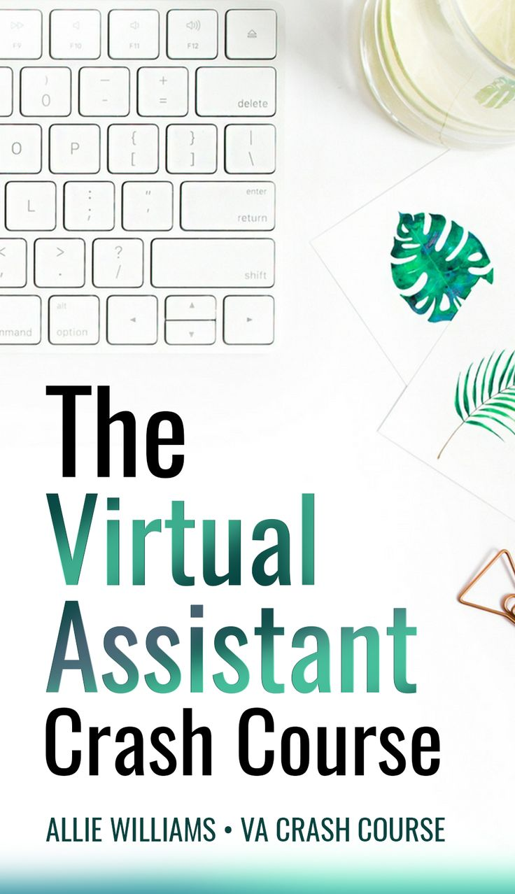 Want a fun work from home job? Become a virtual assistant and make money online! Allie created this course to teach YOU how to start and build a thriving virtual assistant business. From establishing your skills to contract creation and booking clients, this course covers the essentials to becoming a VA. Click though to learn more about the course and how you can enroll! #virtualassistant #freelance #freelancer #afflink