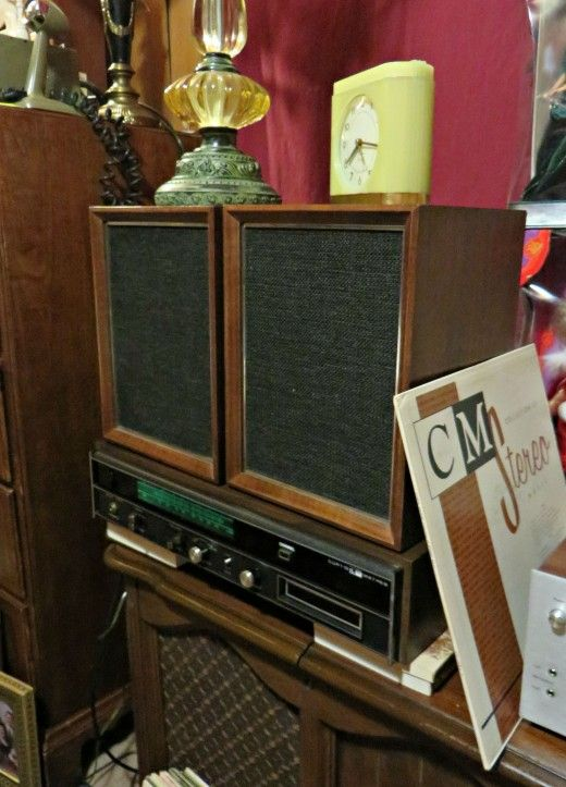 If you want the best sound you need to use the Curtis Mathes Speakers that came with this receiver with the Curtis Mathes 8 Track Player.