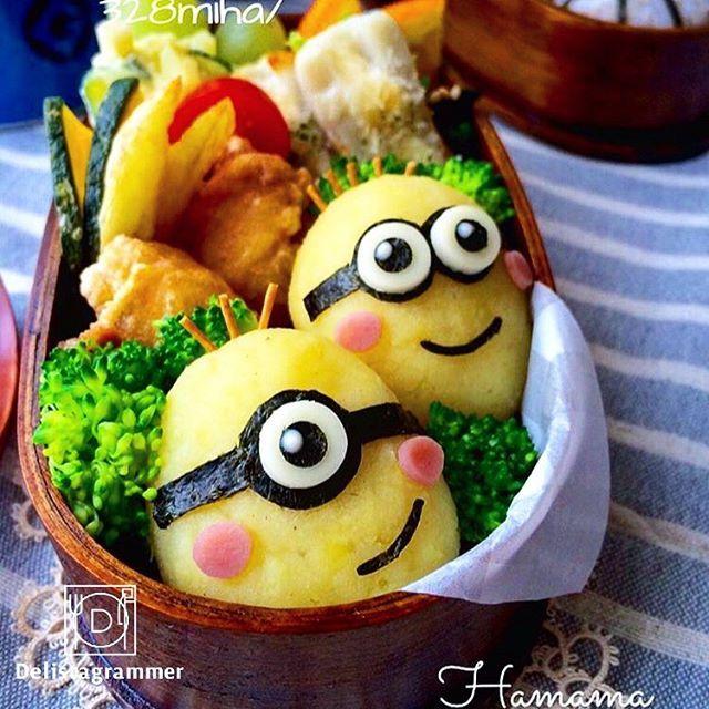 ouchigohan.jp 2017/03/30 19:13:42 【 #おうちごはん通信 】 photo by@h.v3v @hamama_126 今週末はついにお花見ができそうですね お弁当を作って持っていくのもいいですよね そこで本日はお子様が喜びそうなキャラ弁をご紹介します . 任意急上昇のミニオンズのキャラ弁を作っていらっしゃった@hamama_126 さん 娘さんの園生活最後のお弁当で作られたそうです きっと娘さんも喜んだのではないでしょうか . おうちごはん公式サイトではその他のおススメキャラ弁をご紹介中! ▼▼▼詳細はこちら▼▼▼ https://ouchi-gohan.jp/39/ . 是非チェックしてみてください。 -------------------------- ★詳しくは @ouchigohan.jp プロフィールURLから見てくださいね! 子供が喜ぶ!キャラ弁当の達人@hamama_126さんの可愛いお弁当7選 https://ouchi-gohan.jp/39/ 「昼ごはん」カテゴリをチェック…