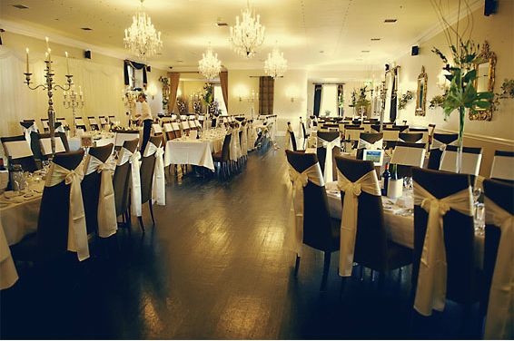 The function room Castle Durrow Wedding - savo.ie