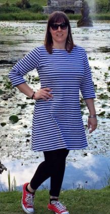 Sugar's Coco dress - sewing pattern by Tilly and the Buttons