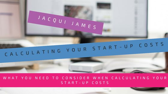 Calculating Your Start-Up Costs
