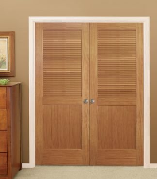 21 best interior doors images on pinterest cabinet doors closet doors and cupboard doors - Plantation louvered closet doors ...