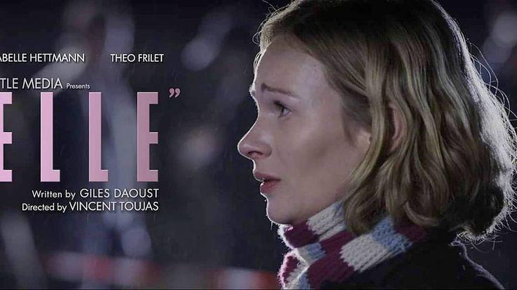 """O curta Elle conta a história de amor de Jonathan e Maria ou """"Elle"""". Não perca agora às 16h40 na @tv5mondebrasil!  #elle #cinematv5monde #cinema #courtmetrage #curta #amor #amour #tv5monde #tv5"""