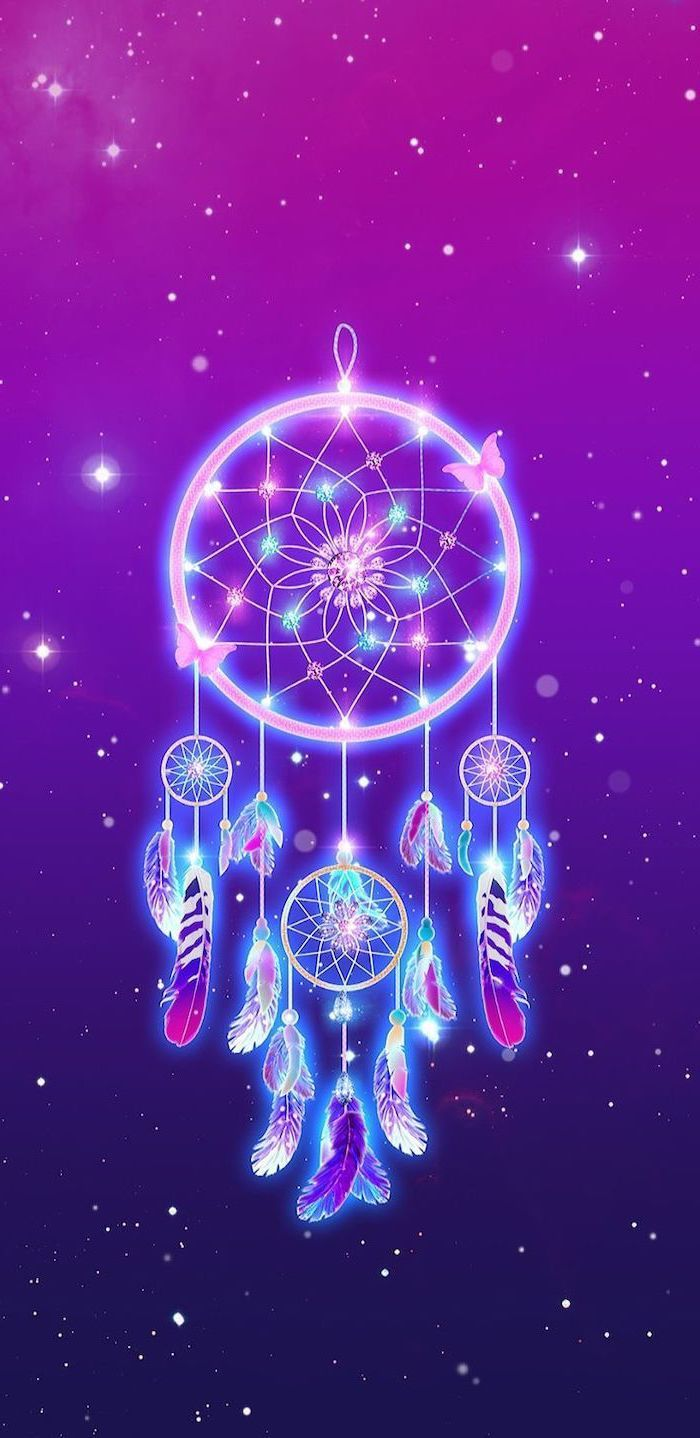 Acchiappa Sogni Cool Galaxy Wallpapers Dreamcatcher Wallpaper Galaxy Wallpaper