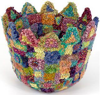 rug-hooked-boxy-bowl-Molly-Colegrove