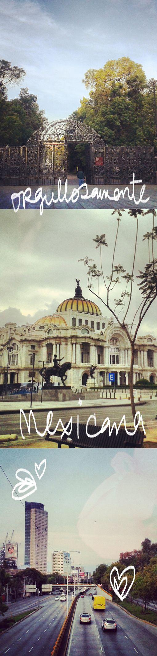 Orgullosamente Mexicana :)
