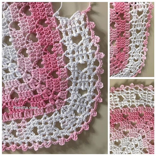 Crochet 🔸Design patterns @fionitta Thank you so much for all the lovely birthday wishes 💝💕Playing with #crochet edge 😍💝✨#crochetblanket - Twaz