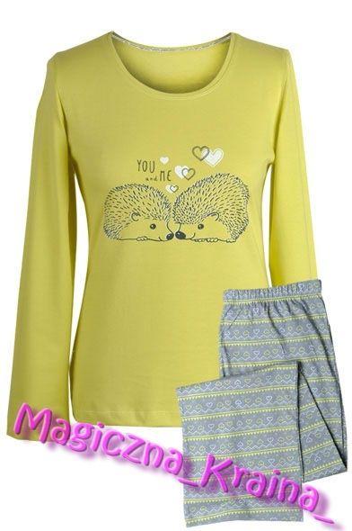 - Piżama bawełniana piżamy MUZZY Dużo Wzorów - S - - 3774035803 - oficjalne archiwum allegro