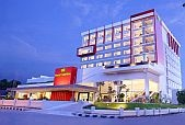 Santika Hotel Palu, Get Real Discount Rate with us, all rates Including Breakfast - 21% tax and Service Charge, No tricks price!