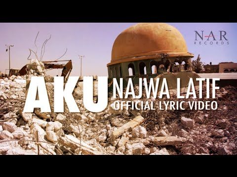 Najwa Latif - Aku (Official Lyric Video)