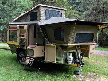 2014 Conqueror Commander - Off Road Caravan/Camper