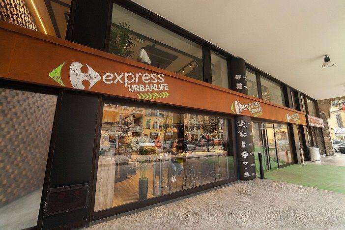 """Carrefour Express """"Urban Life"""" di Milano"""