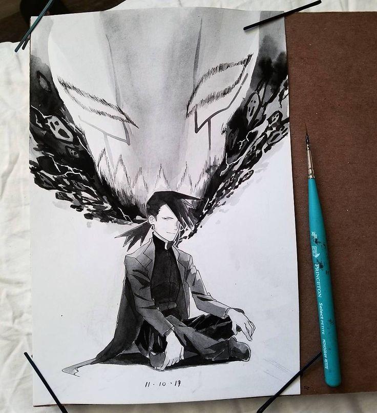Ling aka Greed by mmediocreman on Tumbrl.   Fullmetal ...