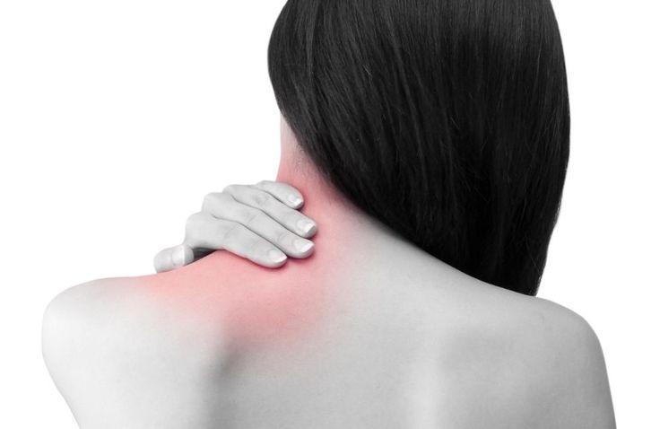 Pin on stiff neck
